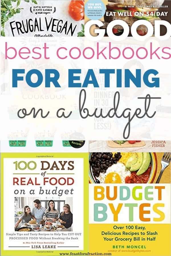 best cookbooks for eating on a budget