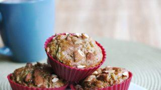 Almond Zucchini Muffins Recipe