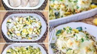 Chicken Zucchini Casserole · Easy Family Recipes