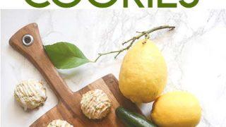 Zucchini Cookies with Lemon Glaze