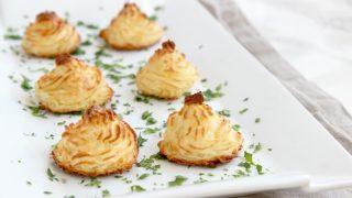How To Make Easy Duchess Potatoes