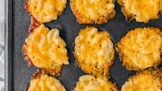 Baked Mac and Cheese Bites Recipe