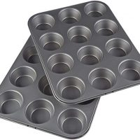 Nonstick Muffin Pan, Set of 2