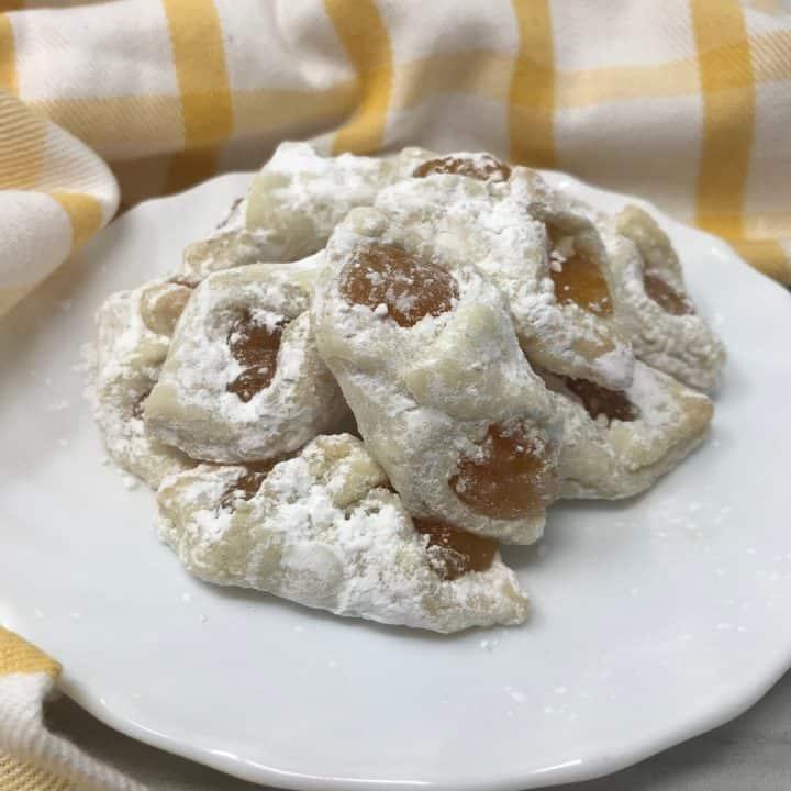 Kolaczki Cookies