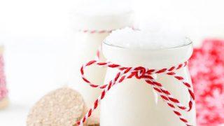 3-Ingredient Peppermint Sugar Scrub