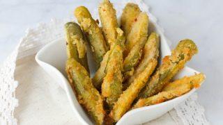 Easy Restaurant-Style Fried Pickles