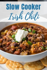 Slow Cooker Irish Chili