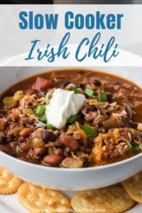 Slow Cooker Irish Chili