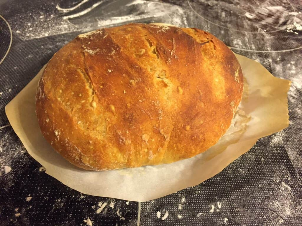 budget-friendly homemade bread